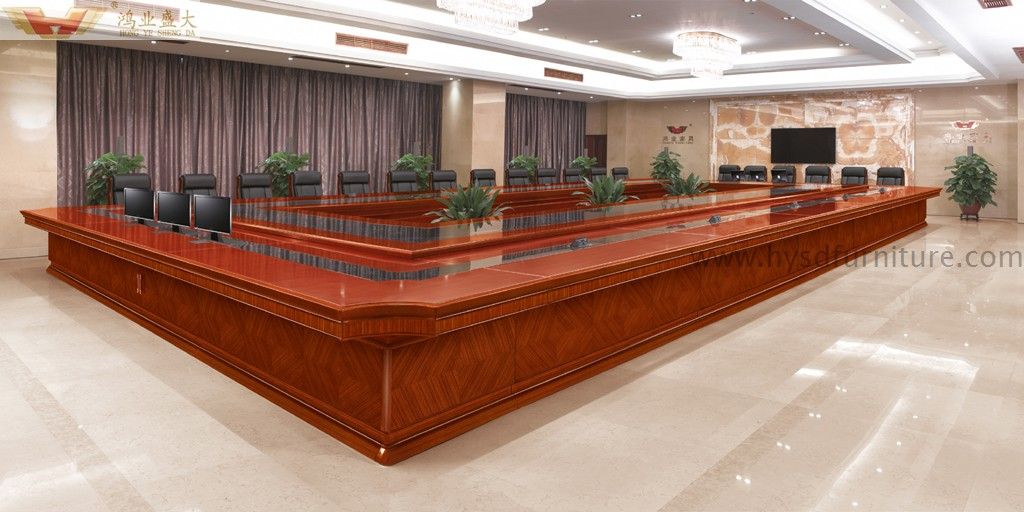 High Quality Luxury Conference Table Meeting Room Table No - Executive office conference table