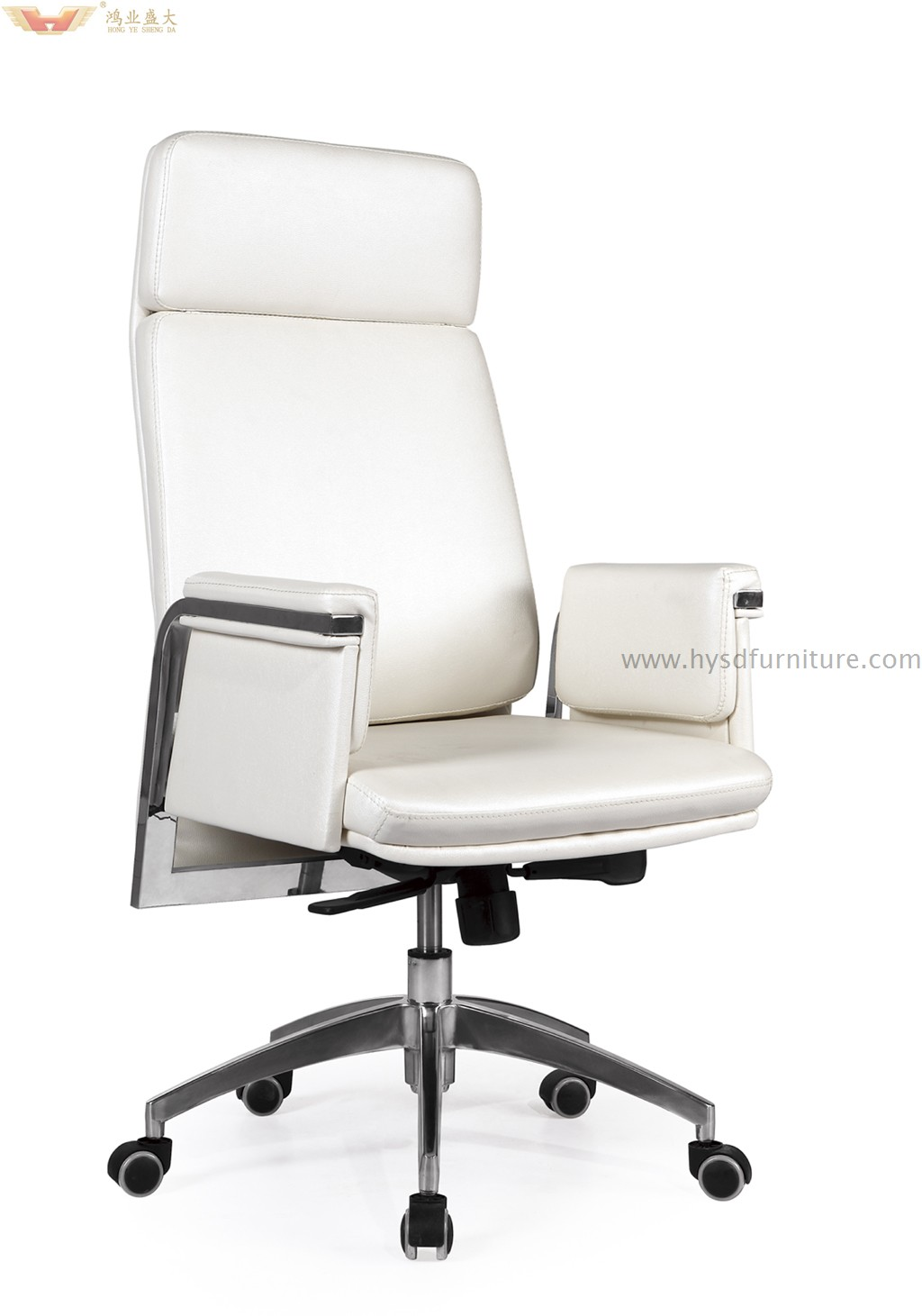 Executive Leather Chair;swivel Office Chair