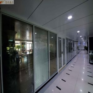 room divider office partition wall glass
