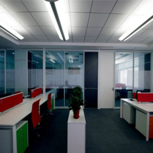 Office Partitions with Economic Design