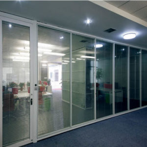 modern office high partition
