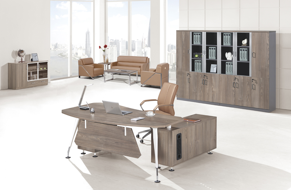 Fashion Excutive Table Office Furniture Contract