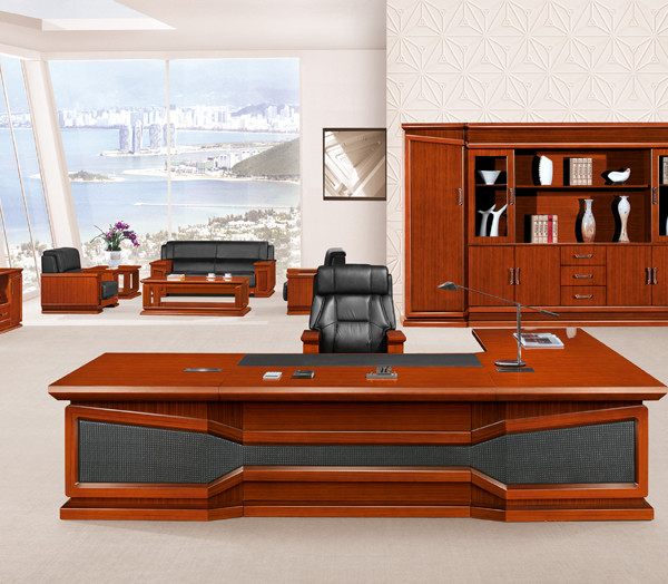 Awesome Wooden Office Table