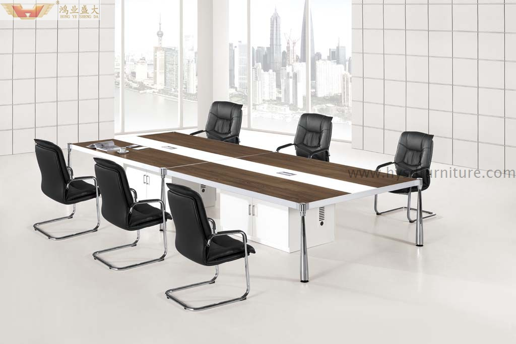 high quality conference table hy h01 china hongye. Black Bedroom Furniture Sets. Home Design Ideas