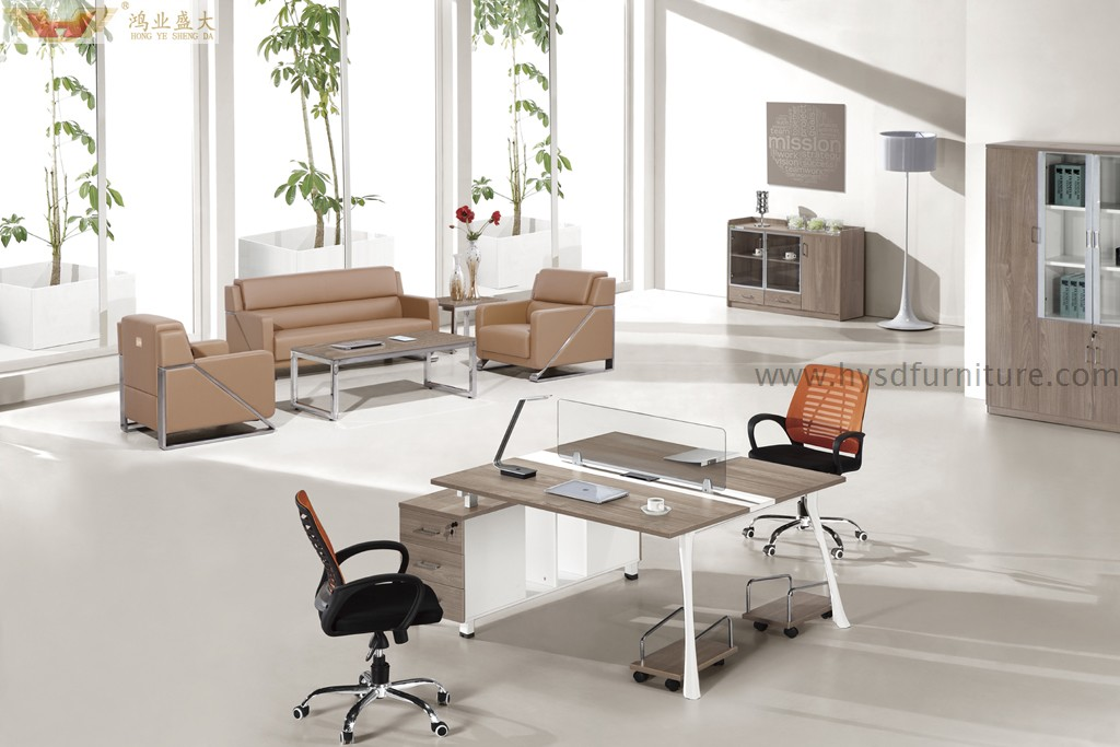 top quality office desk workstation. High Quality 2 Seater Combination Workstation Top Office Desk A