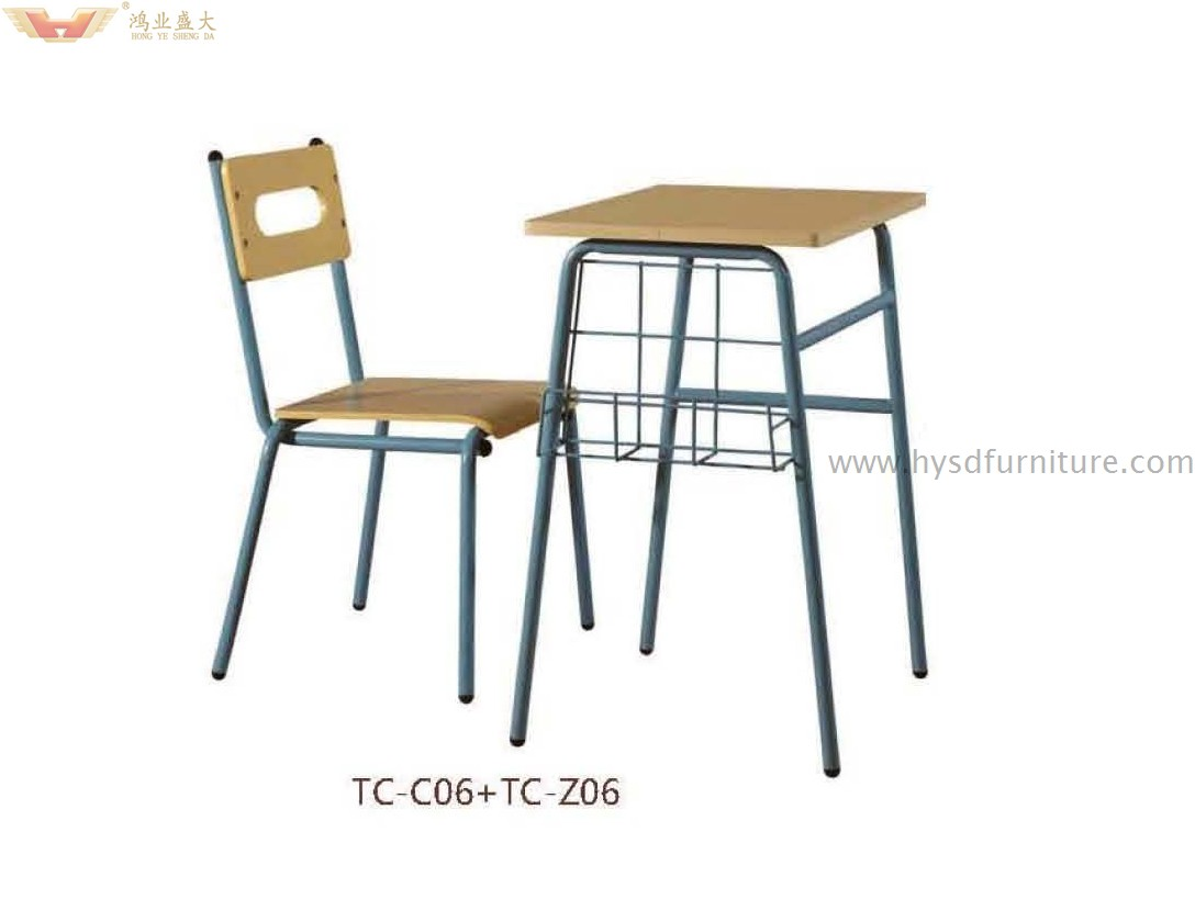 classroom desks and chairs