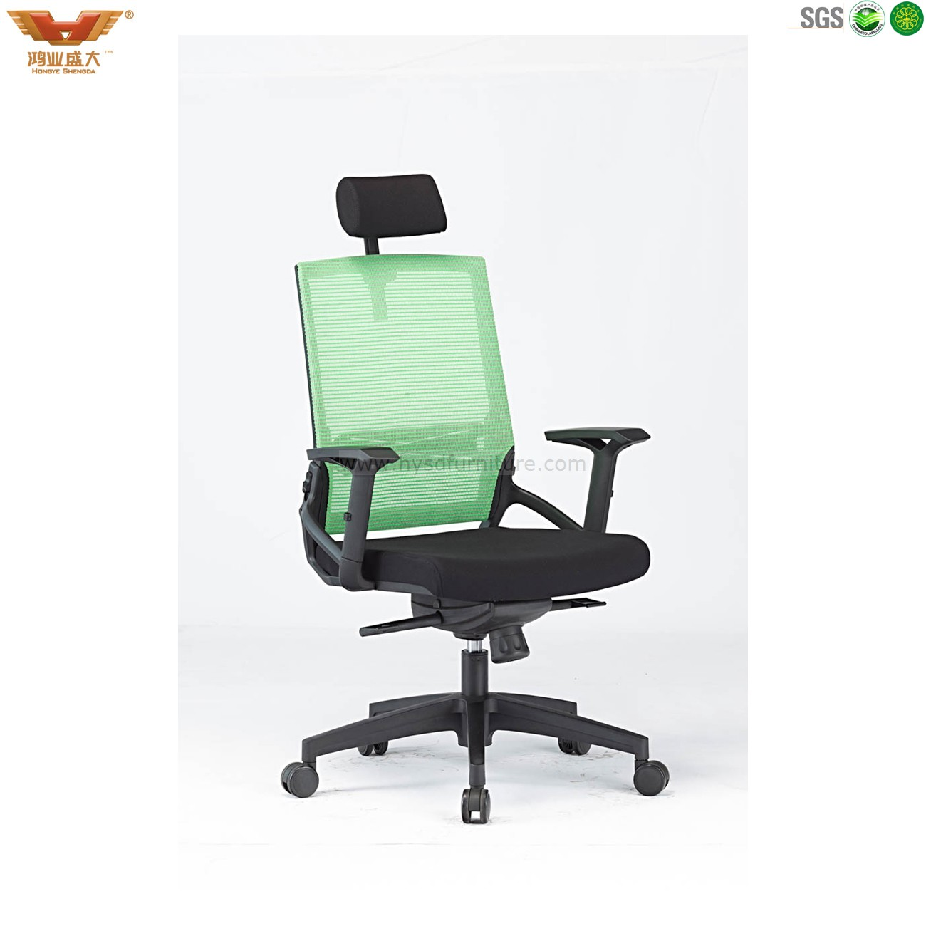 Modern Style Colorful Mesh Office Chair