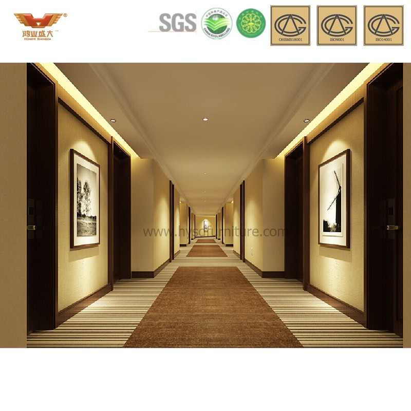 Sgs quality assured plywood wallboard for hotel project for 5 star modern hotels