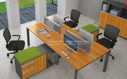 Fsc Modern Office Furniture Computer Desk Modular Work Bench For Morden  Manager Table (H50 0210)