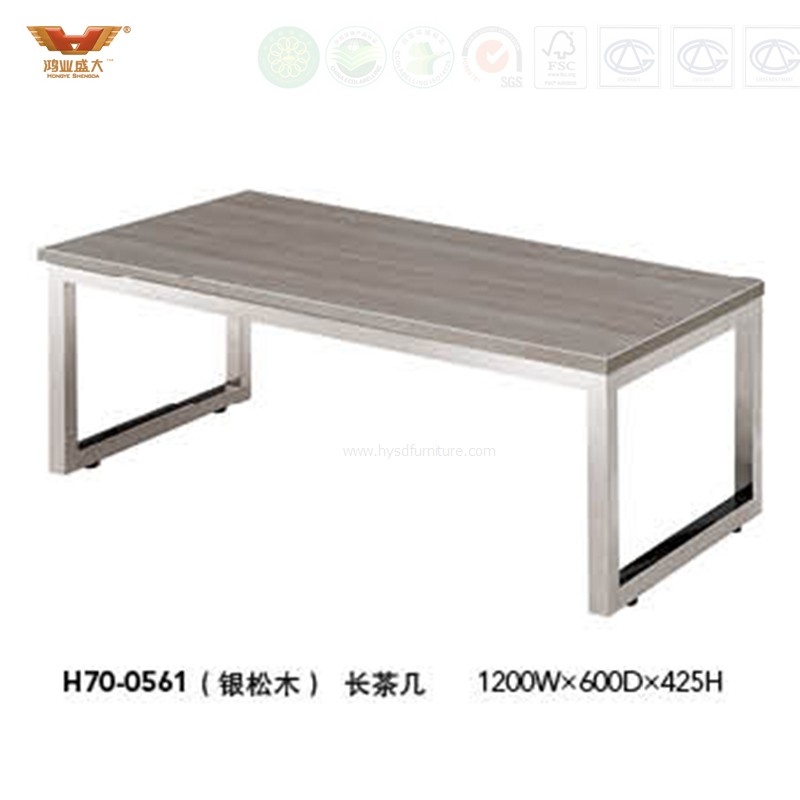 Hot Wooden Square Tea Table H70 0561