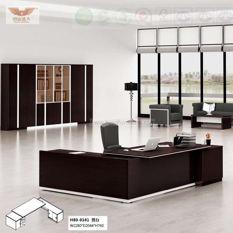 Modern Office Furniture Office Table Wooden Executive Desk