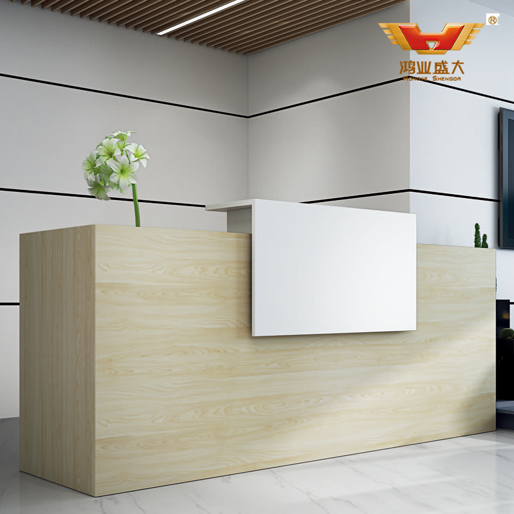 Residential Office Furniture: Reception Desk