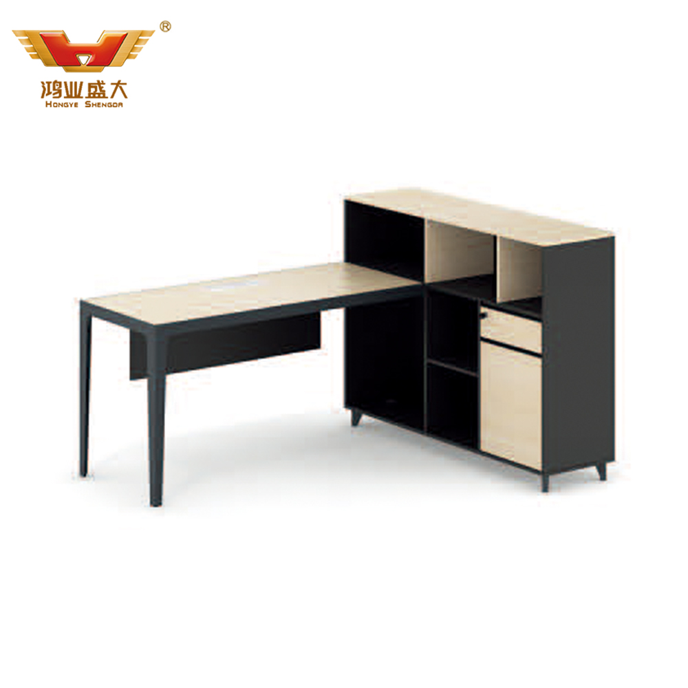 New Modular Executive Desk Office Workbench With Side Table Yy D1216