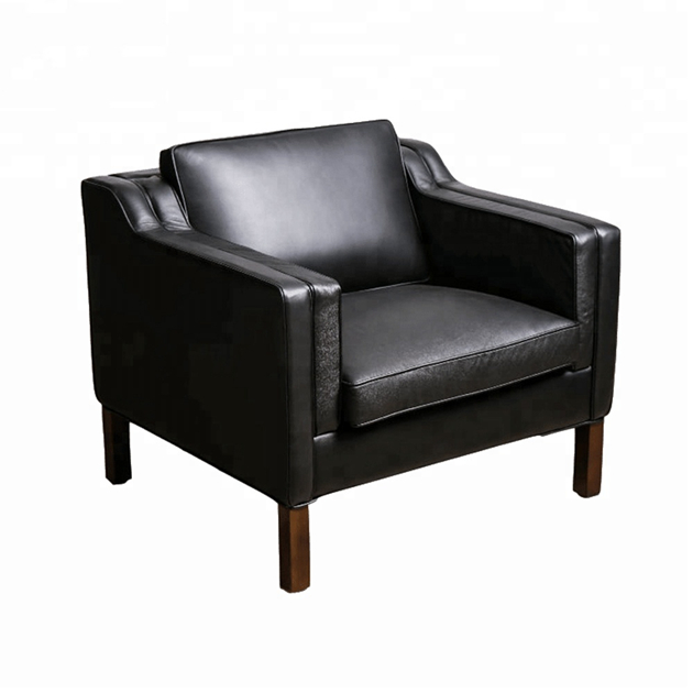 Brand new modern leather sofa with high quality