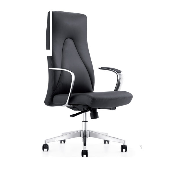 Luxury High Back Leather Cover Boss Office Chair