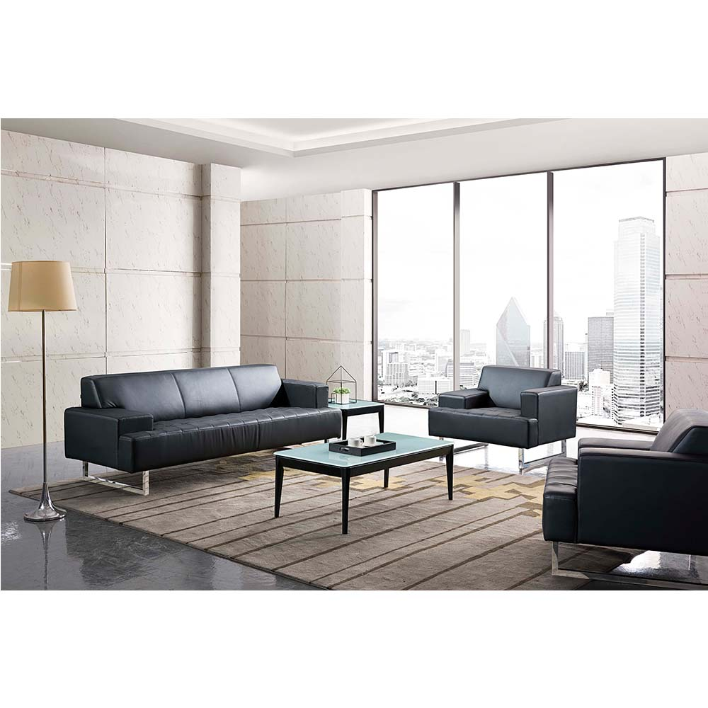Sofa Modern Style Leather